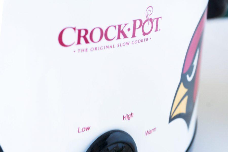 Cardinals NFL CrockPot