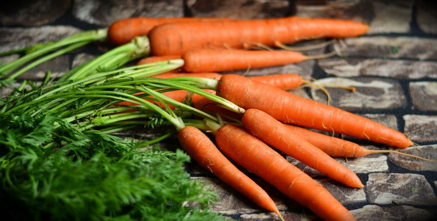 January -- What's in Season Guide: Carrots