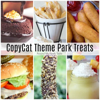 CopyCat Theme Park Treats