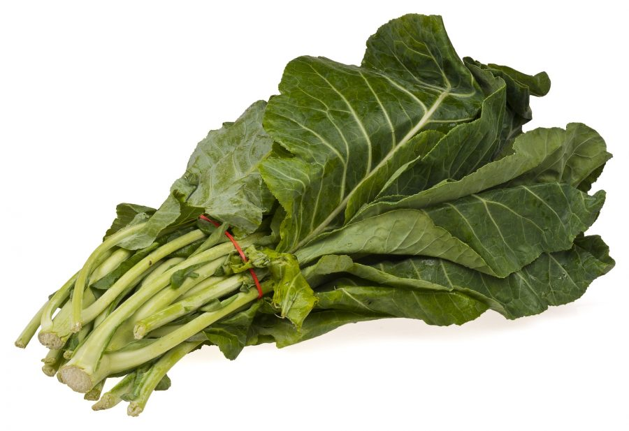 What's in Season Guide: collard greens