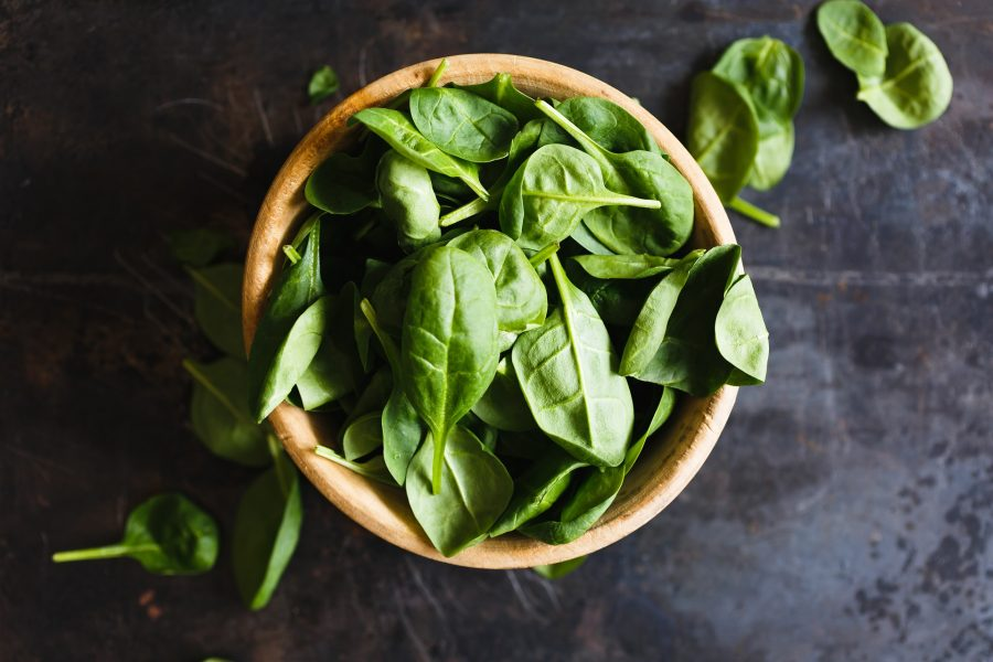 What's in Season Guide: spinach