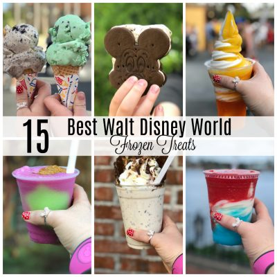 Don't Miss Best Walt Disney World Treats
