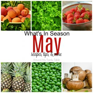 May — What's in Season Guide