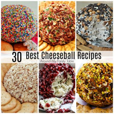 The Best Cheeseball Recipes