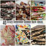 Crazy Delicious Cookie Bark Ideas