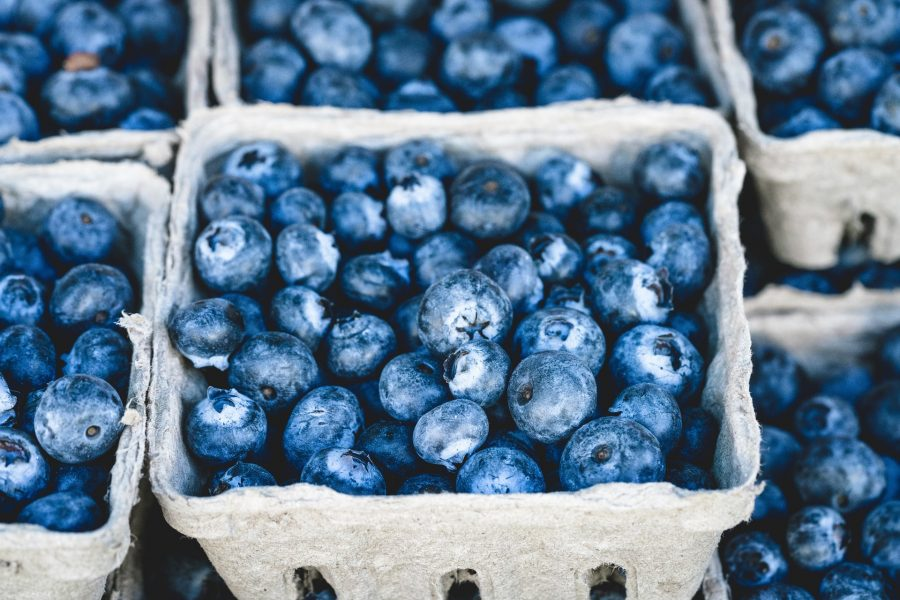What's in Season -- Blueberries