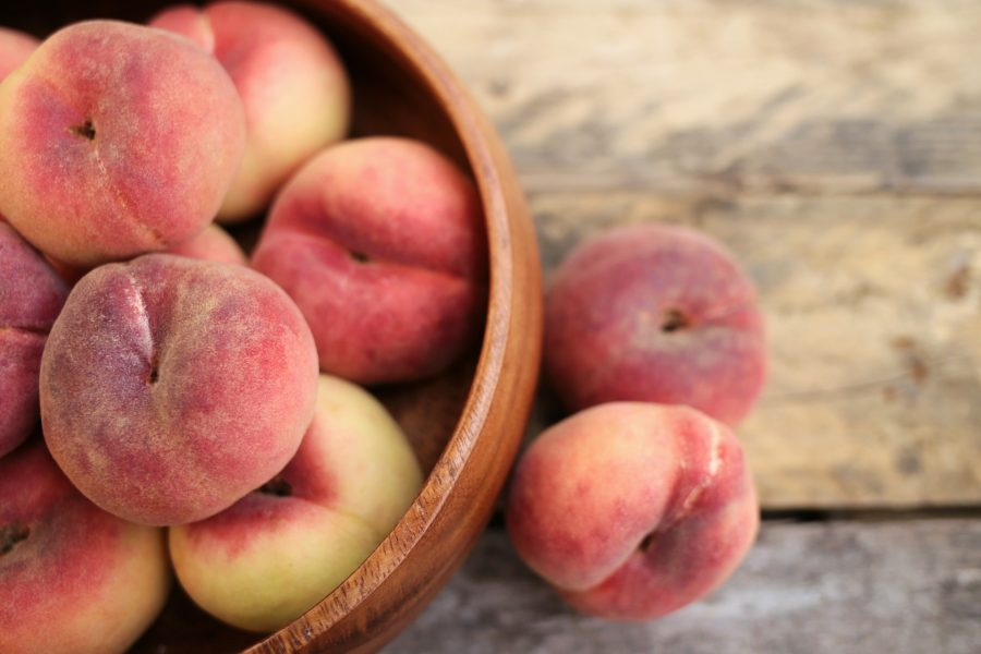 What's In Season--Peaches