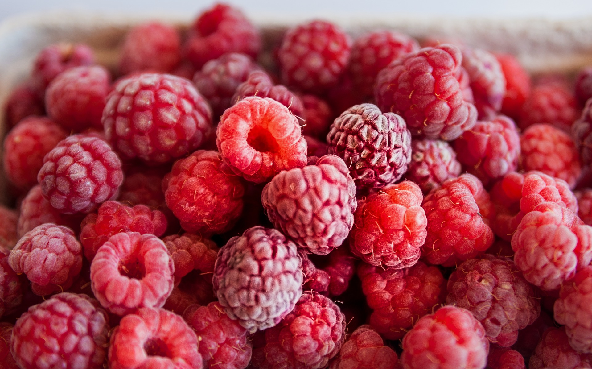 What's In Season--Raspberries