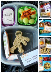 Halloween Bento Box Ideas