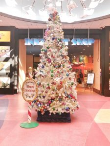 Christmas Tree at Pop Animation
