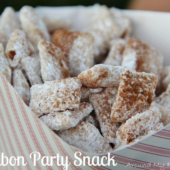 Cinnabon Party Snack Mix