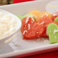Pina Colada Fruit Dip