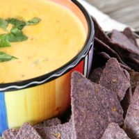 The Best Chile con Queso (Slow Cooker Recipe)