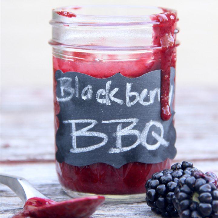 Blackberry BBQ Sauce