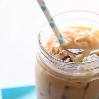 Iced Skinny Vanilla Latte