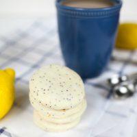 Lemon Poppy Seed Soft Bake Cookies