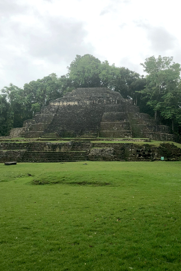 The Jaguar Temple: Lamanai