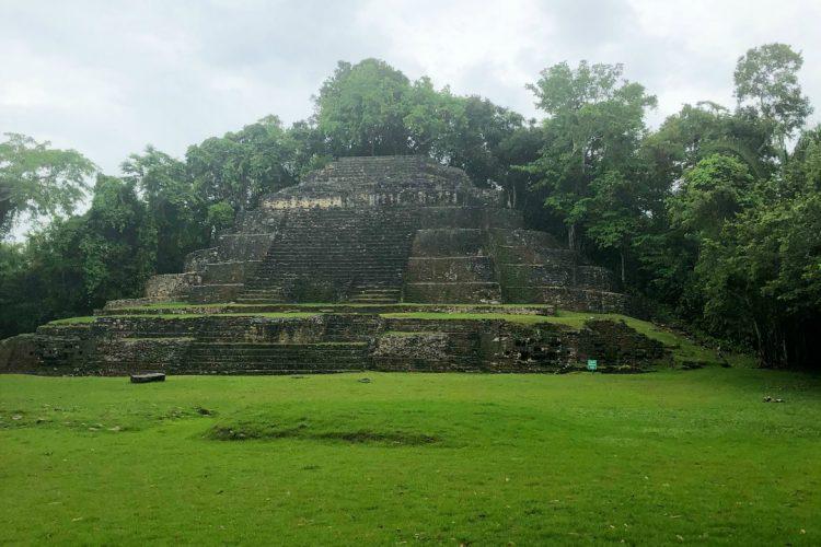 Lamanai Mayan Ruins of Belize