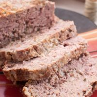 Easy Freezer Meat Loaf