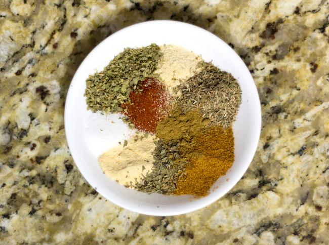 DIY Creole Seasoning