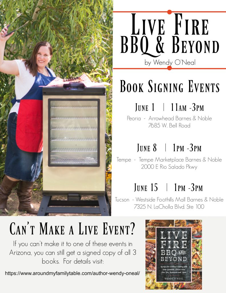 book signing event dates