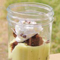 Chocolate Mint Trifle