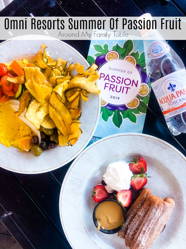 Immerse yourself in everything Passion Fruit during the Omni Resorts Summer Of Passion Fruit ....that's what my family did during a recent staycation at the beautiful Omni Scottsdale Resort and Spa at Montelucia. via @slingmama