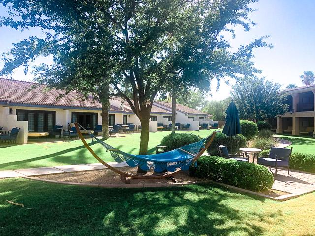 Omni Resort at Montelucia property