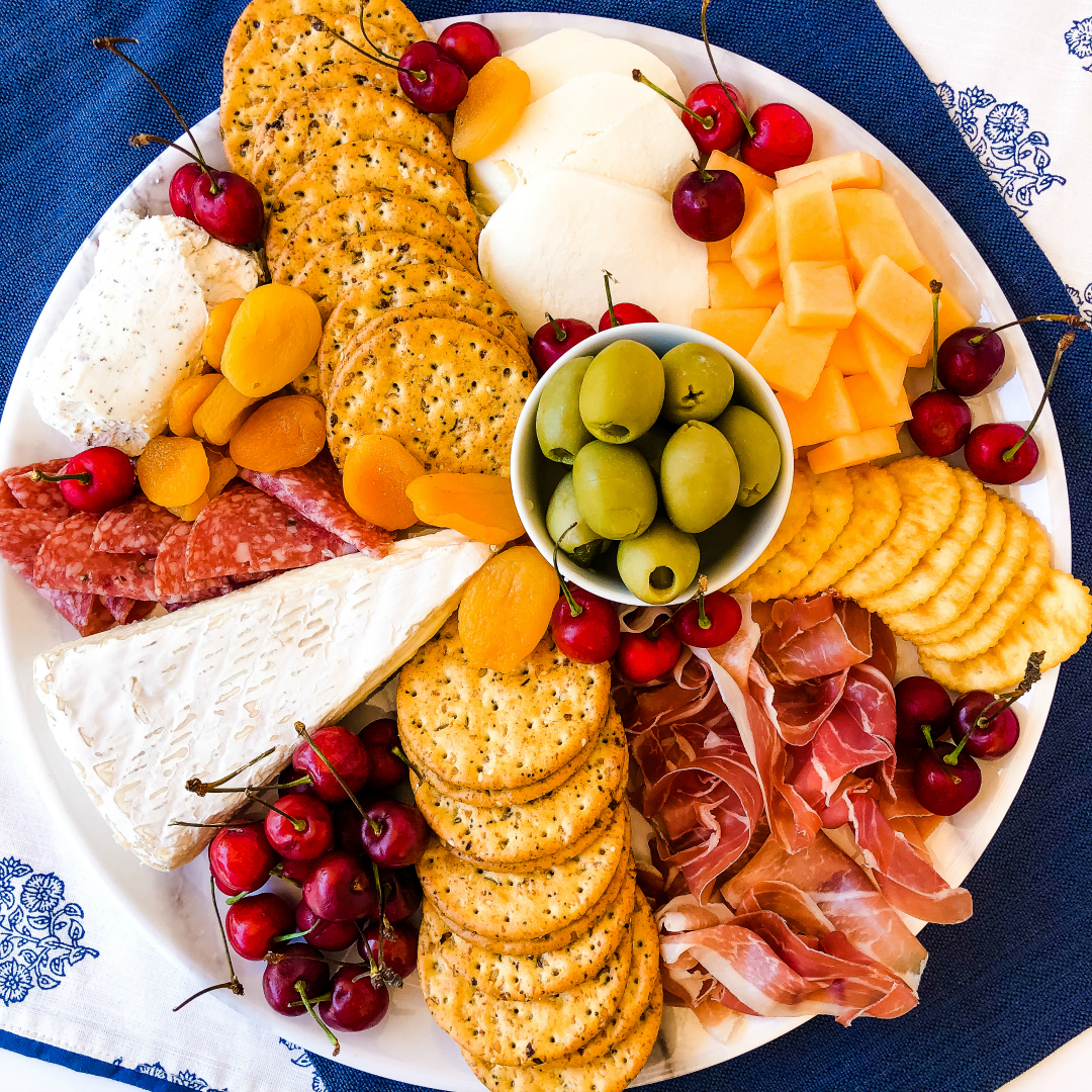 Easy Charcuterie Board for Summer