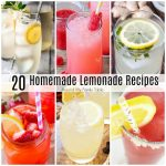 Refreshing Homemade Lemonade Recipes