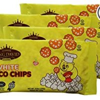 Vegan White Chocolate Flavored Chips