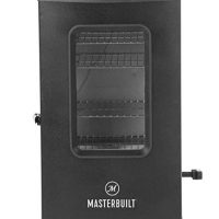 Masterbuilt Electric Smoker, Black