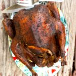 Southwest Smoked Turkey