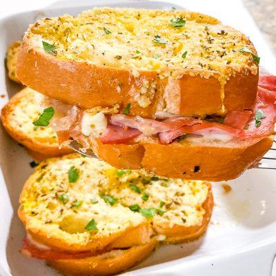 Baked Italian Sandwich Recipe