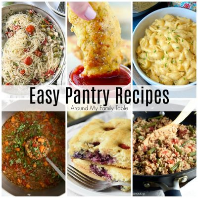 Easy Pantry Recipes
