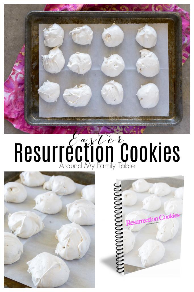 Resurrection cookies collage + ebook