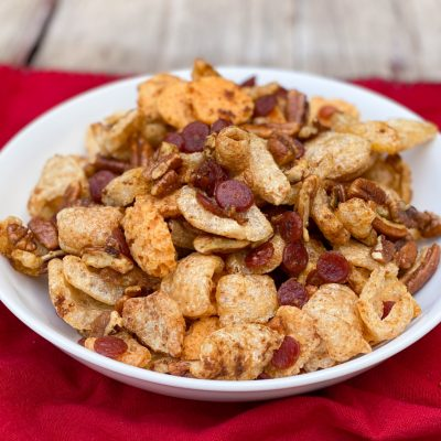 Low Carb Keto Snack Mix