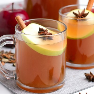 Sugar Free Apple Cider