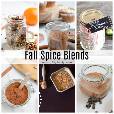 Fall Spice Blends