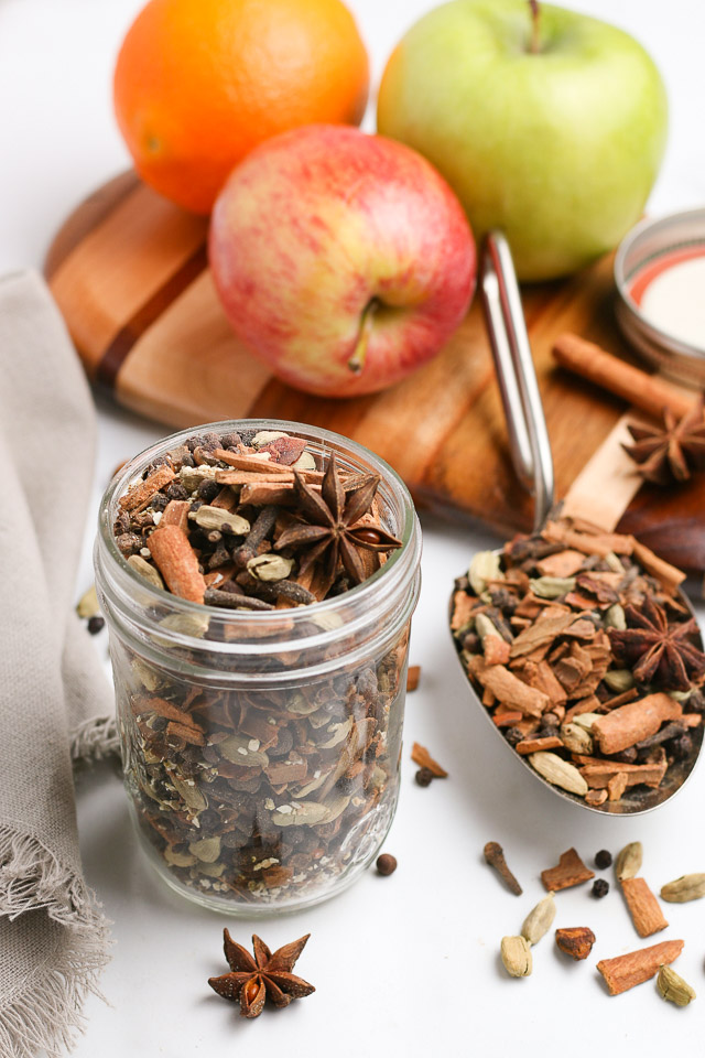 Homemade Mulling Spices Recipe